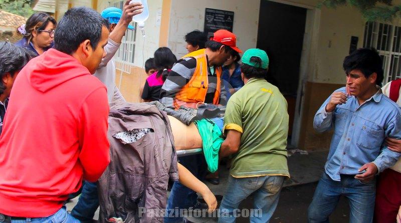 Fatídico accidente en Huaylillas deja como saldo dos muertos