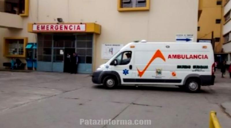 Tres miembros de una familia murieron envenenados en Huamachuco