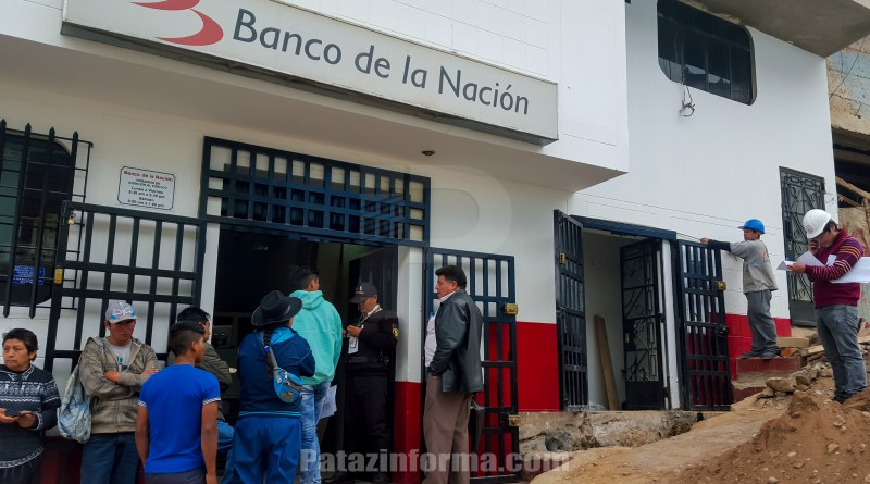 Luego de mucha espera, Tayabamba contará con Cajero Multired
