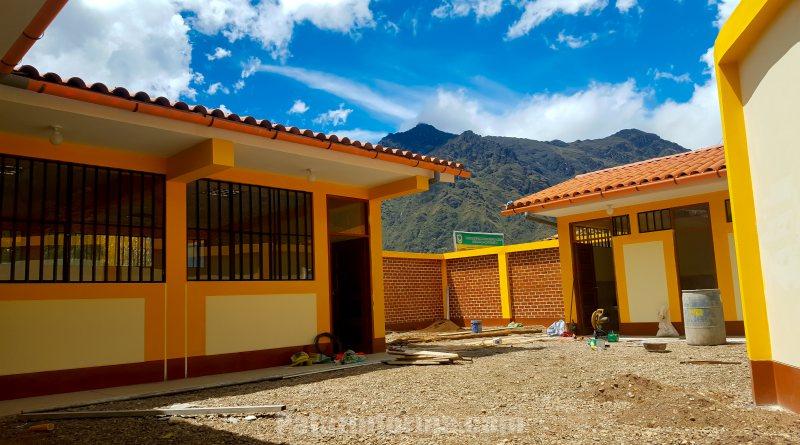 Pondrán en uso local educativo del nivel inicial de Huanapampa