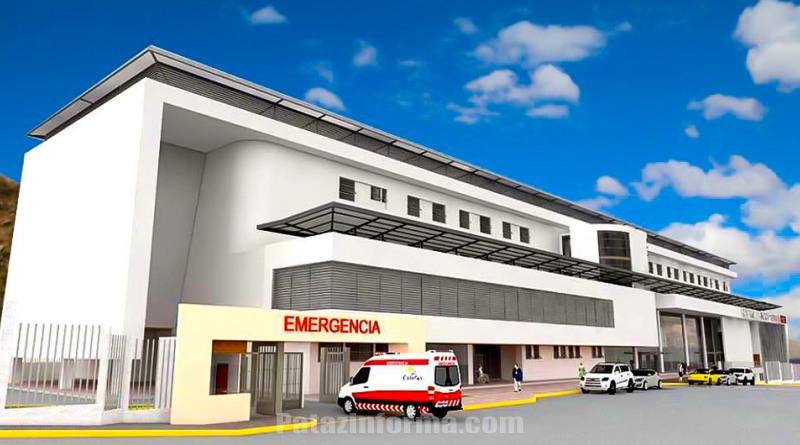Así lucirá el moderno hospital Leoncio Prado de Huamachuco