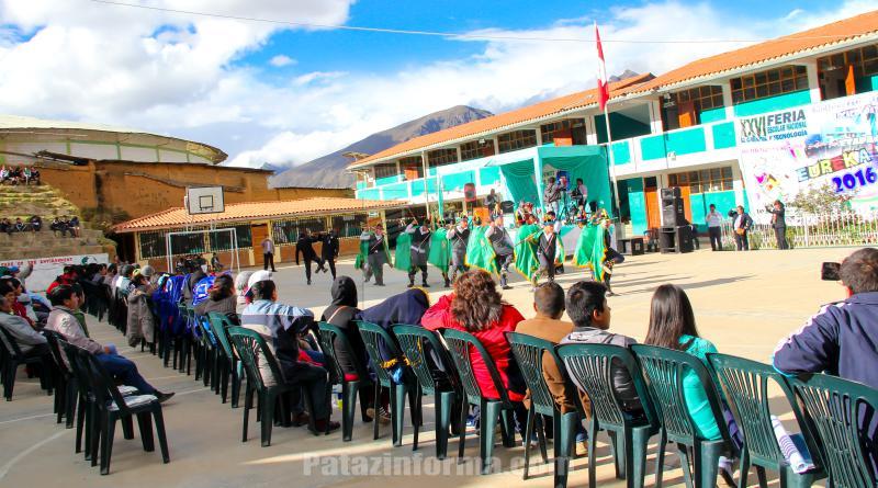 21 colegios liberteños participarán de FENCYT etapa regional
