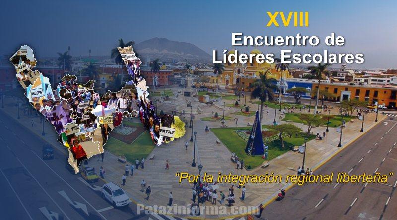 Trujillo sede del XVIII Encuentro de líderes escolares liberteños