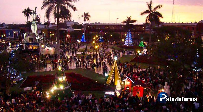 Alistan 19° edición de Festival de Luces y Colores en la ciudad de Trujillo