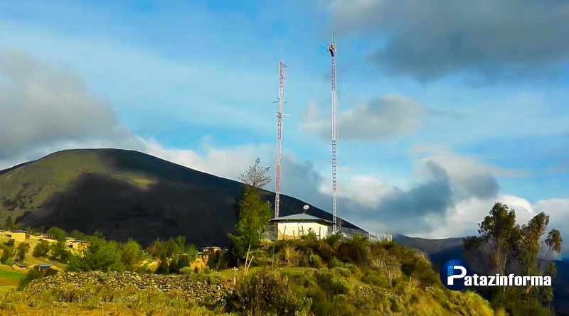 Comunidad campesina La Victoria contará con señal de telefonía móvil
