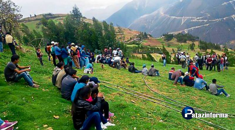 Consorcio Minero Horizonte busca diálogo con comuneros de Alpamarca