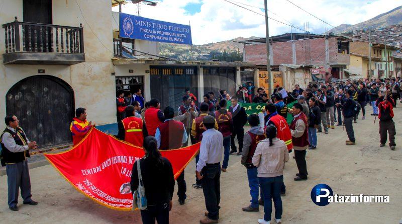 Fiscalía investiga a 5 policías por muerte de comunero en Alpamarca – Parcoy