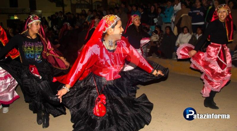 Gitanas volverán a llenar de color y música sanjuanera las calles tayabambinas