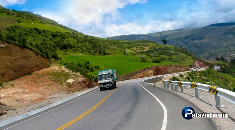 Licitarán carretera que integrará Trujillo, Sánchez Carrión, Pataz y Bolívar