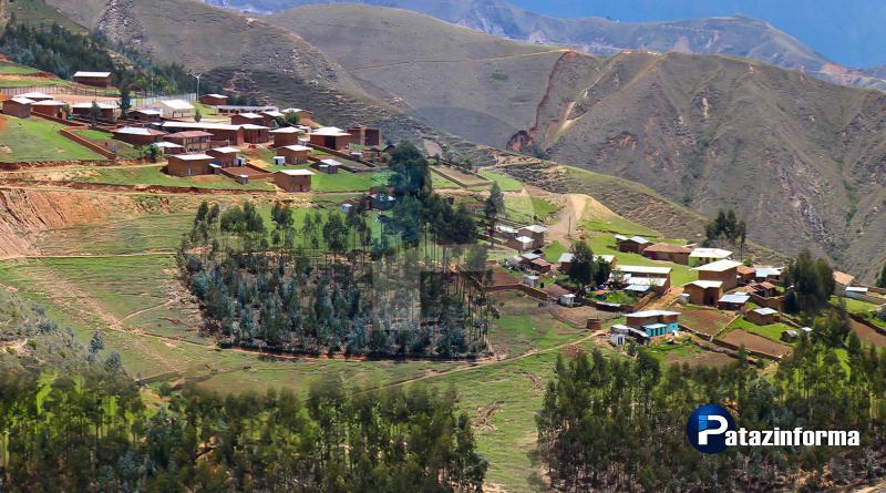 GRLL licitará proyecto sistema de riego tecnificado para Sol Naciente en Pataz