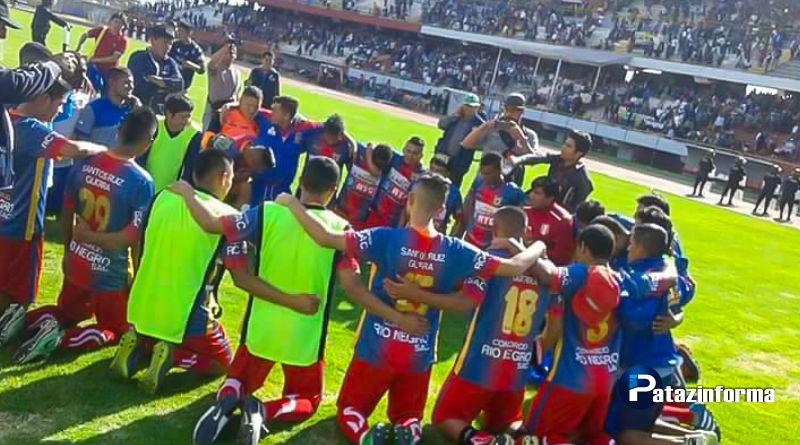 Racing Club, representante liberteño avanzó a cuartos de final en la Copa Perú