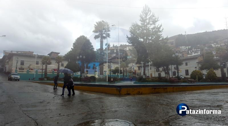 Temperaturas descenderán por debajo de los 2°C en provincias del ande liberteño