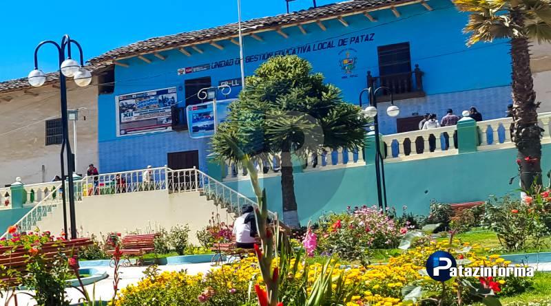 En Tayabamba, UGEL Pataz celebrará su XXVIII aniversario de vida institucional