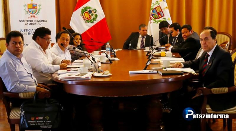 Consejero regional por Pataz denuncia que sufre maltratos y marginación