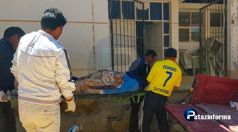 Encuentran cuerpo de poblador sin vida en el camino Tayabamba – Collay