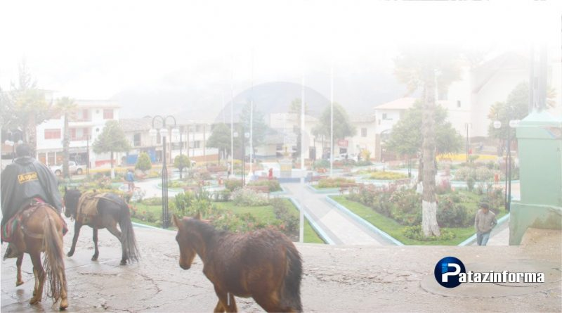 Lluvias se vuelven más pronunciadas en Tayabamba y distritos patacinos