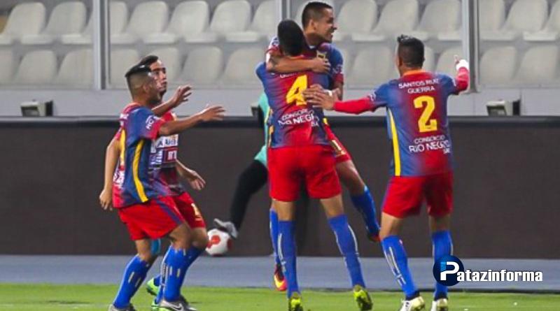 Racing Club ganó y acrecienta sueño liberteño de tener fútbol de primera