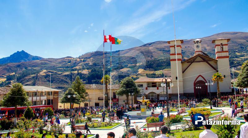 Feliz 121 aniversario TAYABAMBA, capital de la provincia de Pataz