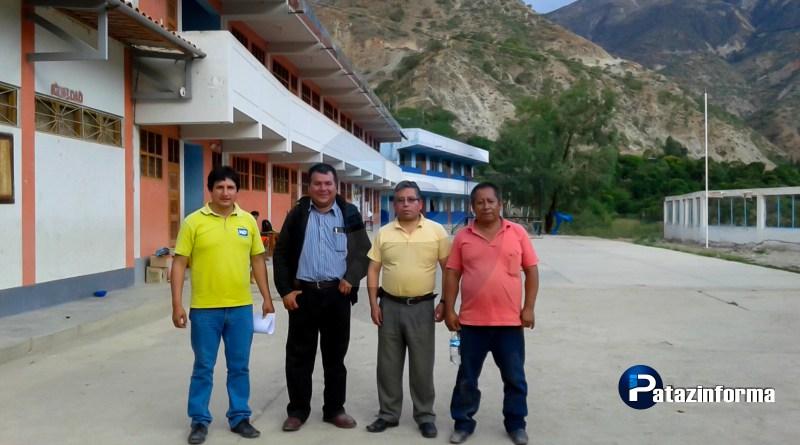 UGEL supervisa asistencia de directores y docentes a su IE hasta fin de año
