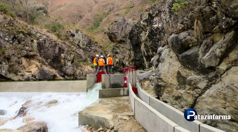 """Adjudican obra """"construcción del sistema de riego tecnificado en Pataz"""""""