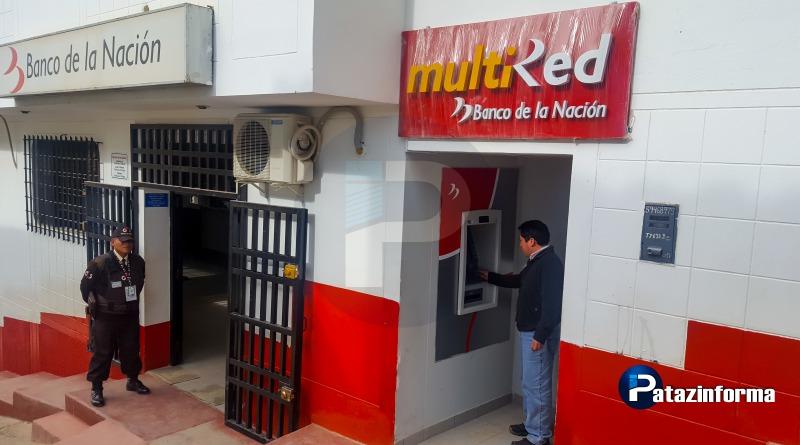 En Tayabamba Cajero Automático fue instalado y pronto será inaugurado