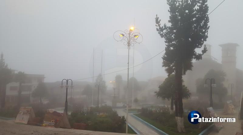 Más de 18 horas de lluvias soporta Tayabamba y otros distritos patacinos