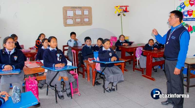 Más de 300 plazas docentes restan coberturar en la sierra liberteña de Pataz
