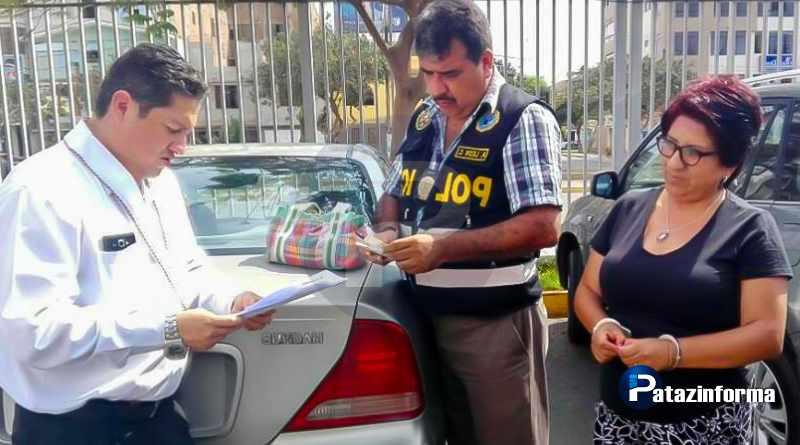 Solicitan 9 meses de prisión preventiva para secretaria judicial por coima