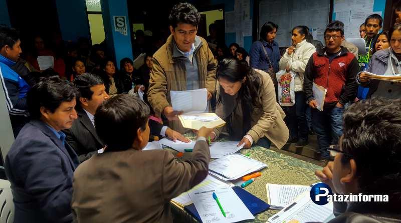 UGEL realizó adjudicación de contratación docente para IE del nivel inicial