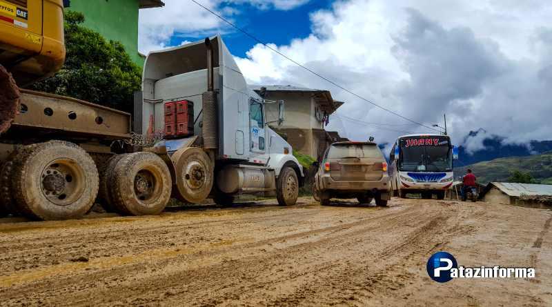 Malestar por abandono de la ruta de penetración a la sierra de La Libertad