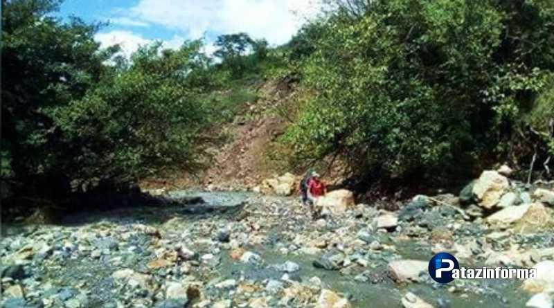 Niño muere y su madre desaparece por caída de huaico en sierra liberteña