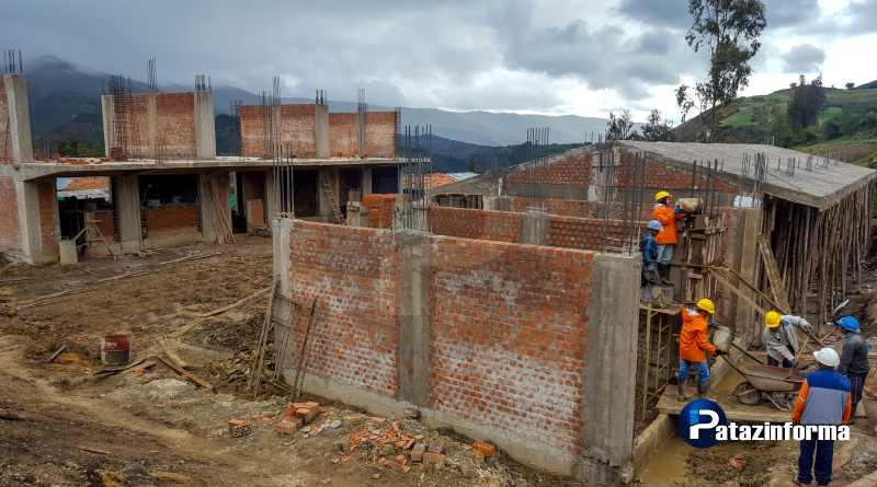 Pronto, anexo tayabambino contará con moderna infraestructura educativa