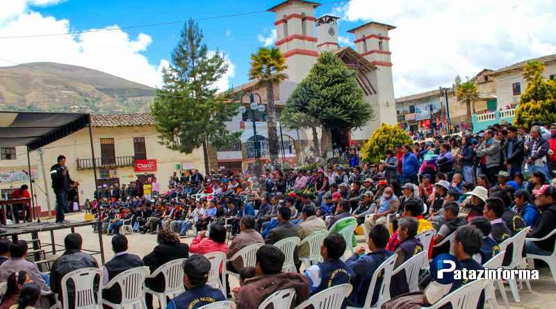 Tayabamba será escenario del V Congreso Provincial de Rondas Campesinas