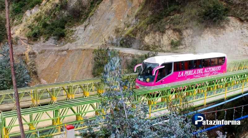 Vehículos recorren con normalidad ruta Tayabamba hacia la costa vía Sihuas