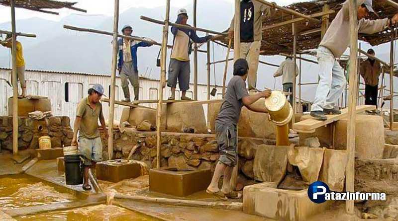 LA LIBERTAD | Otros 200 mineros informales pasan a ser formales en Pataz
