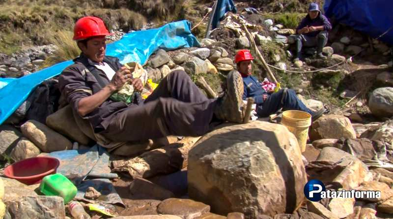 LA LIBERTAD: Este año formalizarán a más de dos mil mineros artesanales