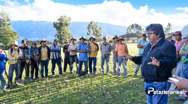 LA LIBERTAD: Gobierno Regional otorgará 8 mil títulos de propiedad en Pataz