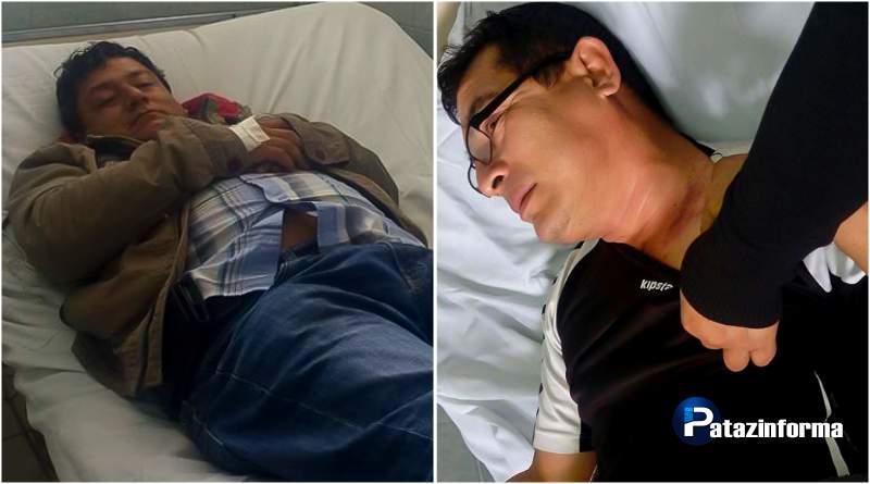 LA LIBERTAD: Personal del GRLL sufren accidente de tránsito viajando a Pataz