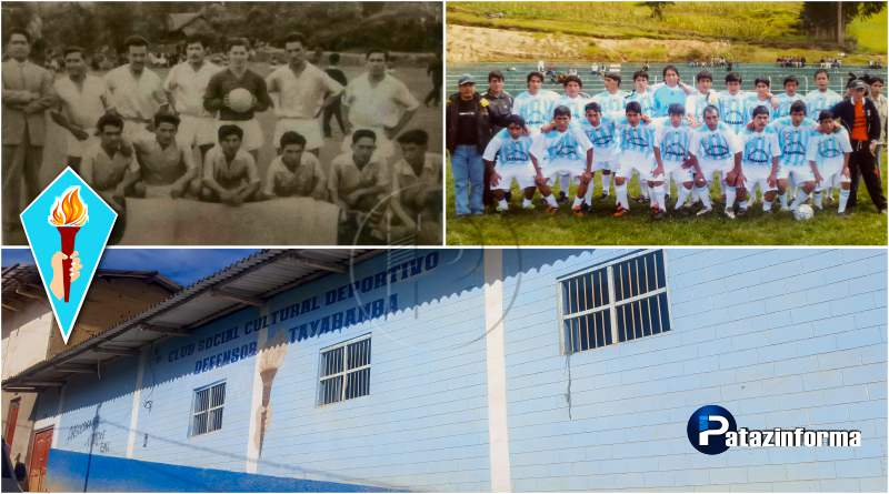 TAYABAMBA | Defensor Tayabamba cumple 64 años de vida institucional