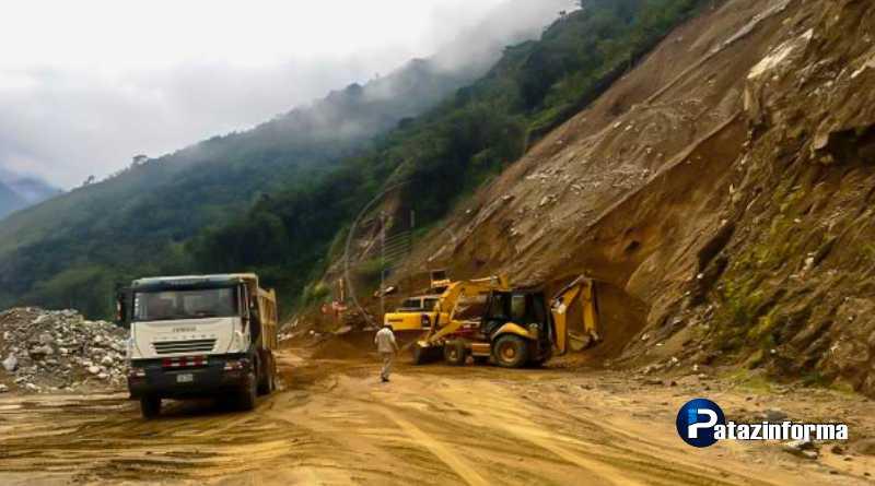SAN MARTIN | Construirán 7Km. más de vía que unirá a Tocache con Pataz