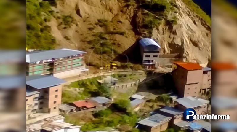 PARCOY | Nuevo derrumbe sorprendió a retaminos en la sierra liberteña