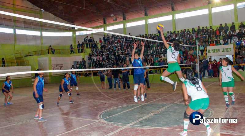 TAYABAMBA | Santo Toribio a las semifinales de vóley categoría sub 17