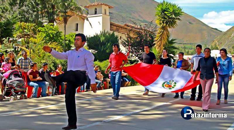 HUAYLILLAS | Froilán Marreros juramentó como nuevo alcalde distrital