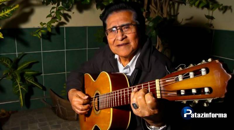 LA LIBERTAD | Cantante trujillano Luis Abanto Morales, falleció a los 93 años