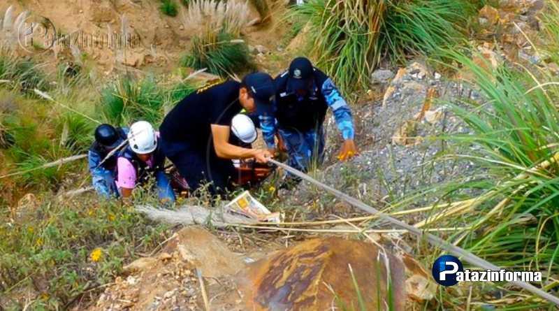 LA LIBERTAD | Trágico accidente deja dos muertos en la sierra liberteña
