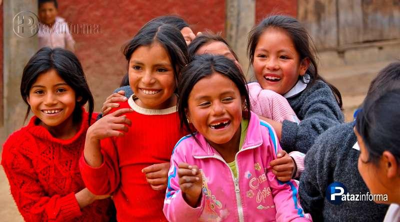 PATAZ | Buscan reducir la anemia infantil con campaña de desparasitación