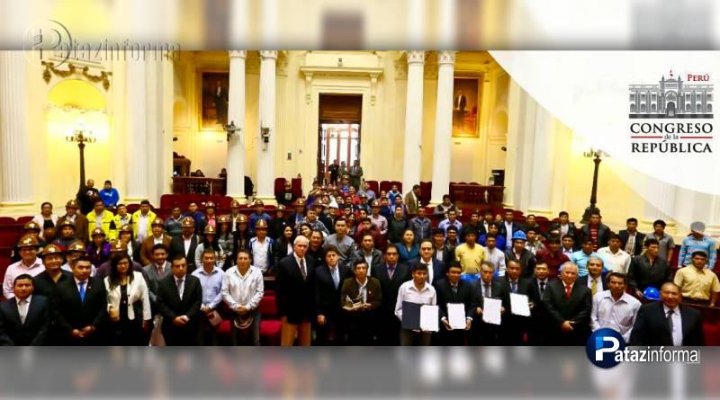 PATAZ | 1200 Mineros Artesanales de Ongón y Parcoy fueron formalizados