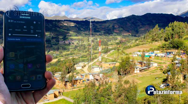 TAYABAMBA   Bitel inició con sus servicios de telefonía móvil e internet 3G