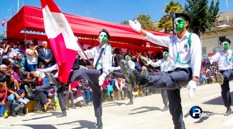 PATAZ | Santo Toribio participará de desfile escolar regional en Trujillo