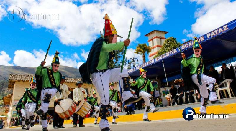 TAYABAMBA   Alumnos participan de Juegos Florales en la etapa de UGEL